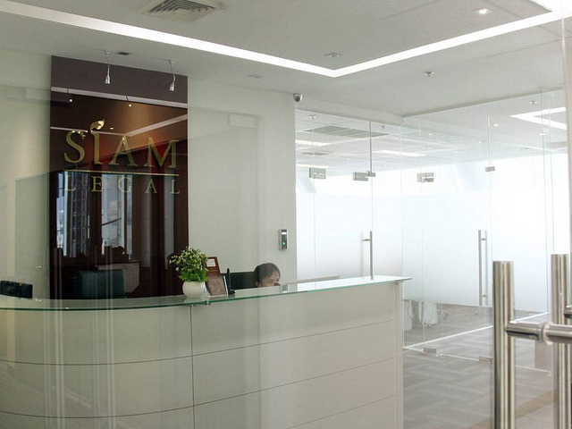 Amphur Offices in Thailand